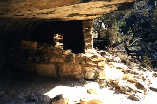 2002-02-16 1 Sinagua cliff dwellings, Walnut Canyon, Arizona