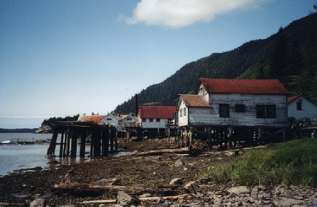 2002-06-20 2 Pacific Coast Cannery, Port Edward, British Columbia