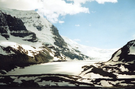 2002-06-11 10 Athabasca Glacier, Icefilelds Parkway, Alberta